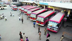 Students stranded in Kanpur sent home in buses
