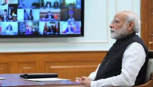 COVID19: PM Narendra Modi holds Video meet with all-CM
