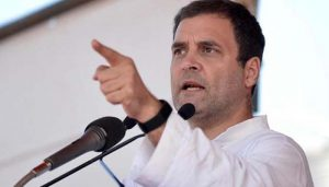 Rahul Gandhi asks govt to bring back Indian workers stuck in Middle East
