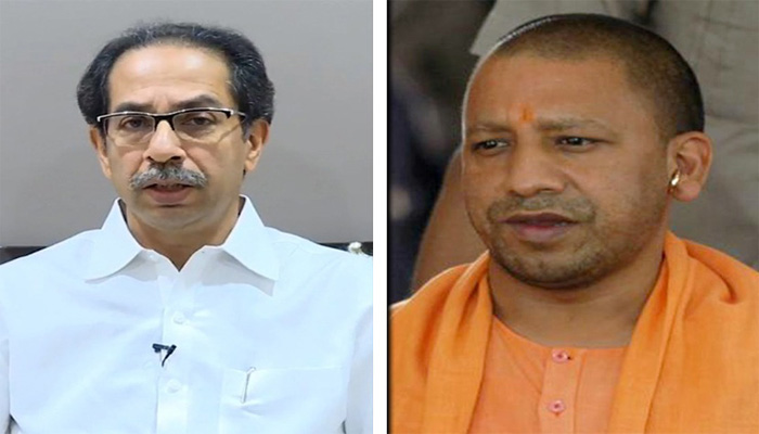 Uddhav challenges CM Yogi, says Will see how film city develops in UP