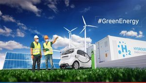 The Green Energy Acceleration in the Post Covid World
