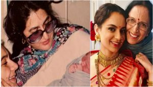 Mother's Day 2020: Kangana to Vicky Kaushal, here is how celebs wished their Moms!