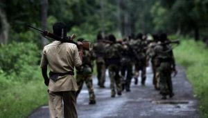 Two cops killed in encounter with Naxals