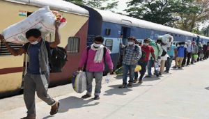 3,604 Shramik Special trains ferried more than 48 lakh migrants since May 1