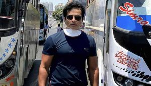 'Chalo Ghar Chodd Aau': Sonu Sood launches helpline for migrants