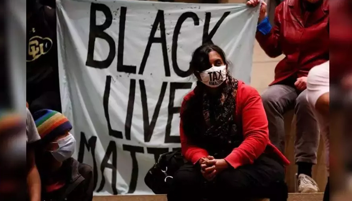 Indian-American socialist leads Black Lives Matter protests in Seattle