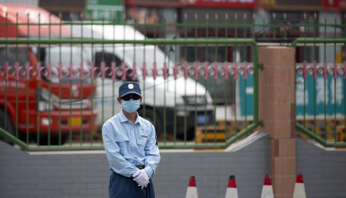 China reports 34 new coronavirus cases; submits virus genome sequence to WHO