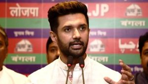 Chirag Paswan targets Nitish Kumar says 'Jail is right place for him'