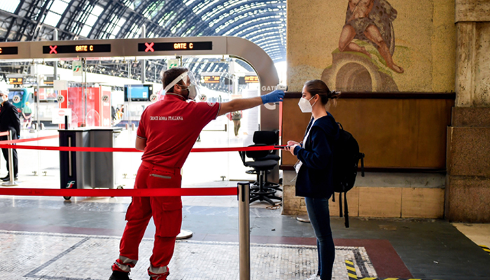 Europes borders reopen but long road for tourism to recover
