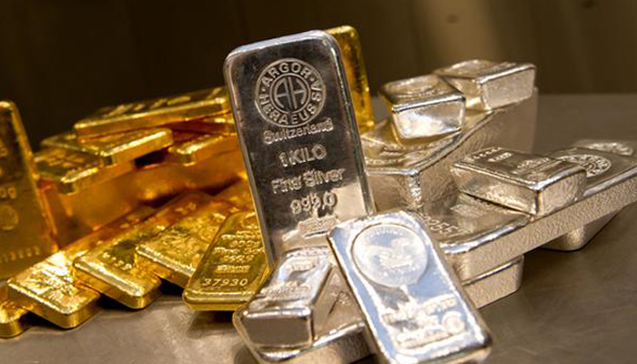 Gold rises by Rs 18, silver up by Rs 380