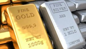 Gold prices fall ₹ 274; silver drops by ₹ 542