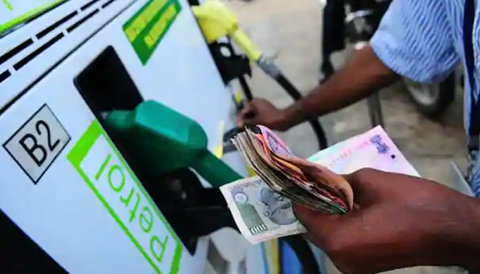 Petrol price hiked by 59 paise per litre, diesel by 58 paise in seventh increase in a row