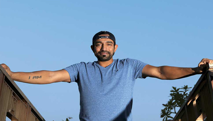 Have battled suicidal thoughts, depression: Robin Uthappa