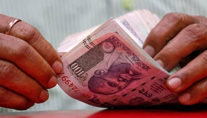Rupee surges 17 paise to 76.03 against US dollar