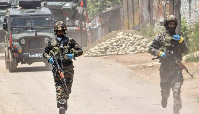Shopian Encounter: Four terrorists killed by Security Forces