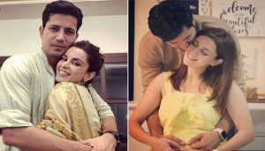 Sumeet Vyas, Ekta Kaul blessed with baby boy