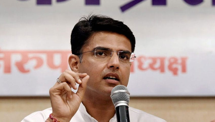 Congress has numbers, BJP cant win second seat in Rajasthan RS polls: Sachin Pilot