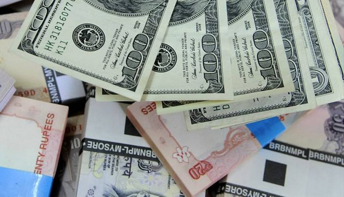Rupee slips 23 paise to 75.82 against US dollar in early trade
