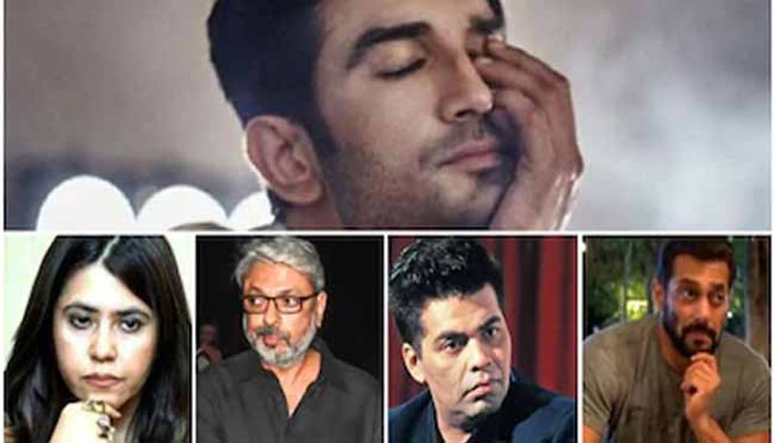 Post Sushants suicide, case filed against 8 big names of Bollywood