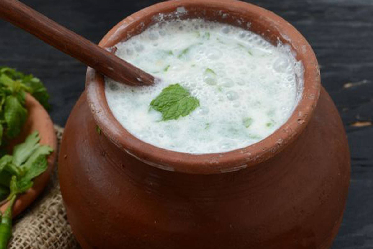 Make this Buttermilk Your Go-To Summer Drink;Know why