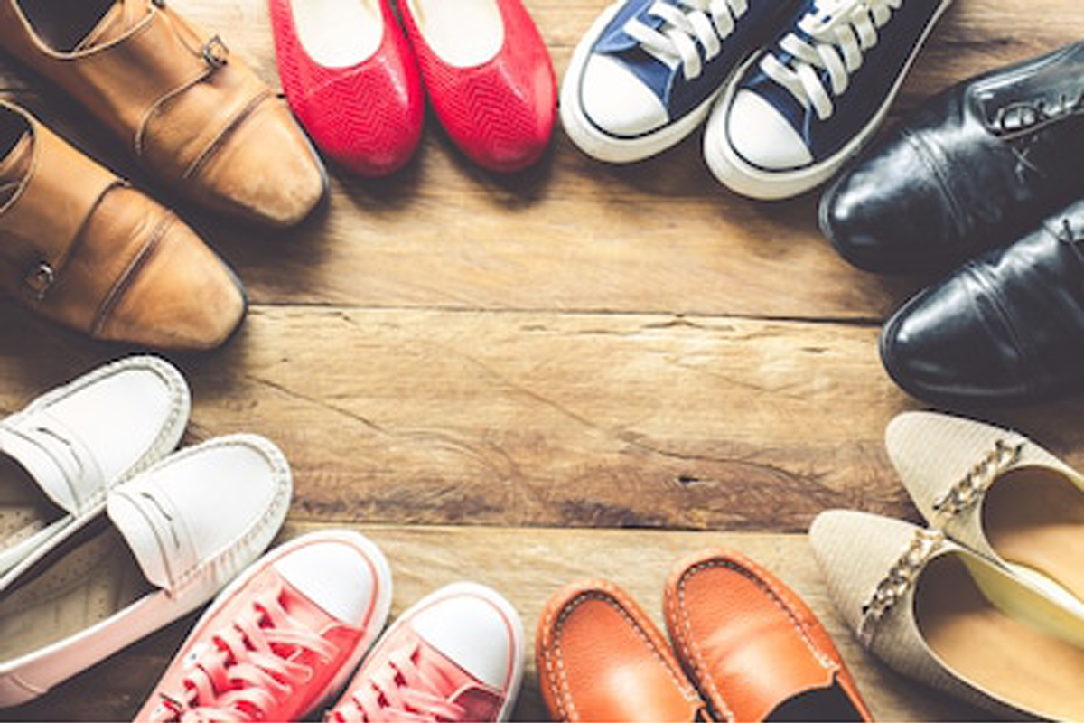 Count On these Easy Tips to disinfect your footwear