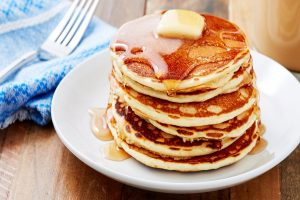 Eve Snacks: Make Fluffiest Pancakes in An Air Fryer
