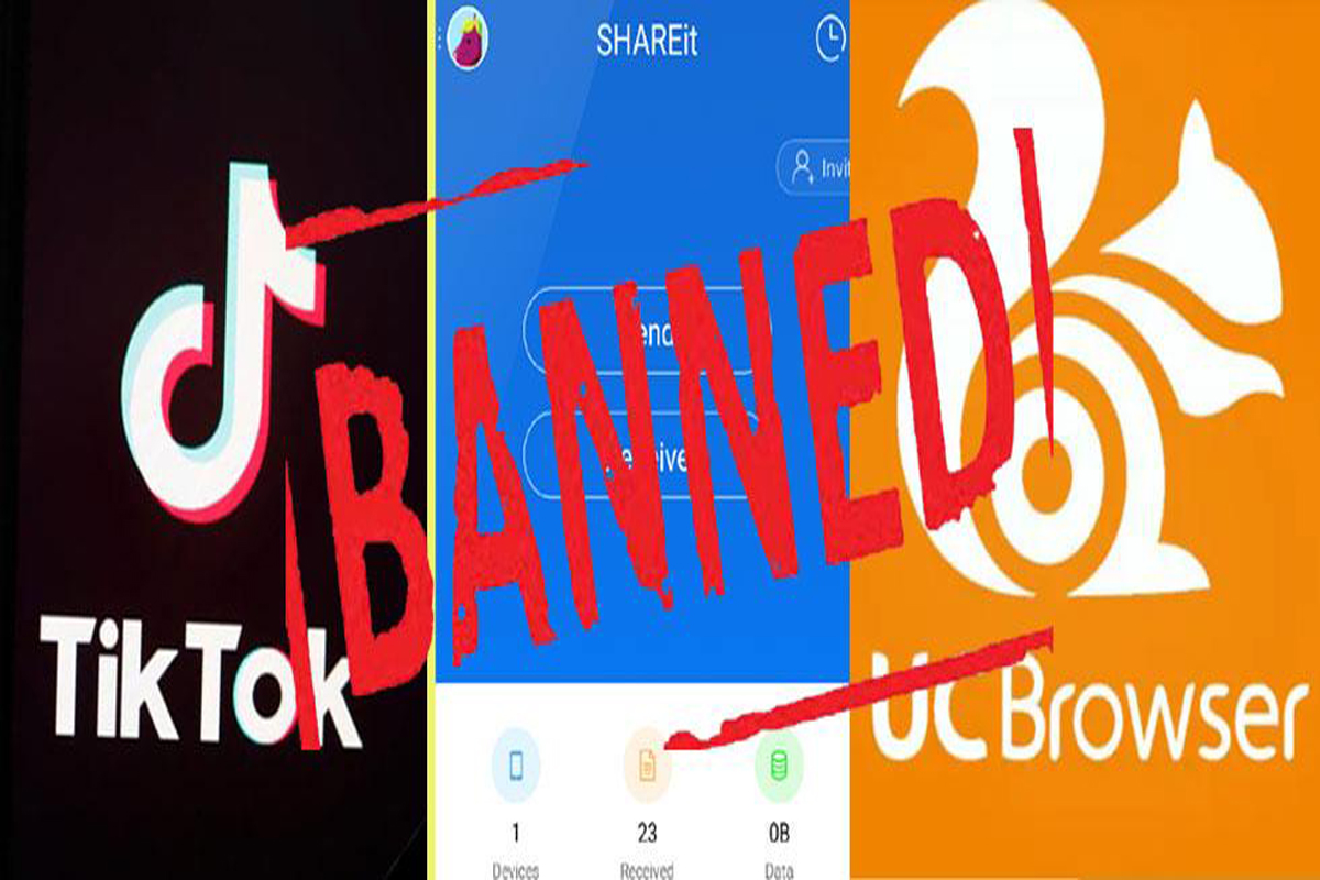 India Bans 59 Chinese Apps, TikTok taken Down from Google Play Store