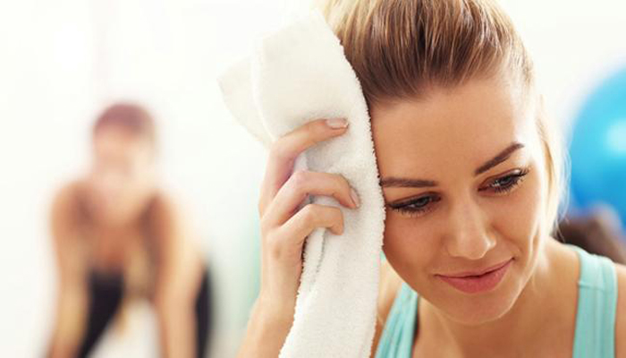 Know Why Sweating is Good For Your Skin