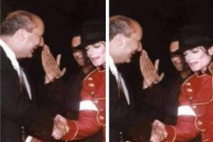 Anupam Kher Shares 'Fanboy' Moment with Pop Icon Michael Jackson