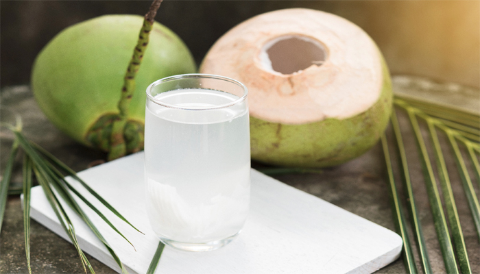 This Summer Season Count on Coconut Water