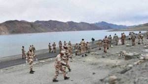 Five Chinese troops killed in Face-off with Indian Army