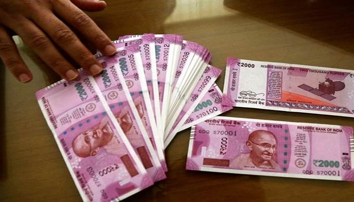Rupee climbs 11 paise to 75.44 against US dollar in early trade