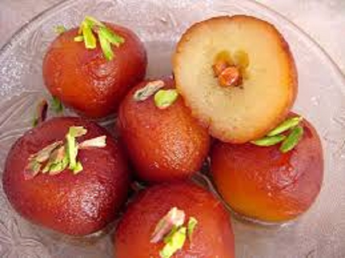 Looking for Gulaab Jamun? Try this easy recipe with a twist