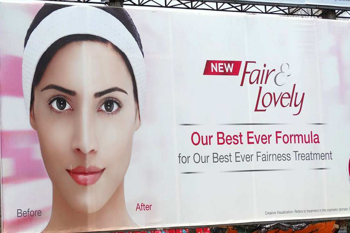 HUL to drop 'Fair' from 'Fair and Lovely' skin cream