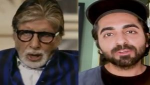 Big B throws a tongue-twister challenge for Bollywood celebs