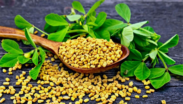 Give your hair the magical effect of Fenugreek seeds