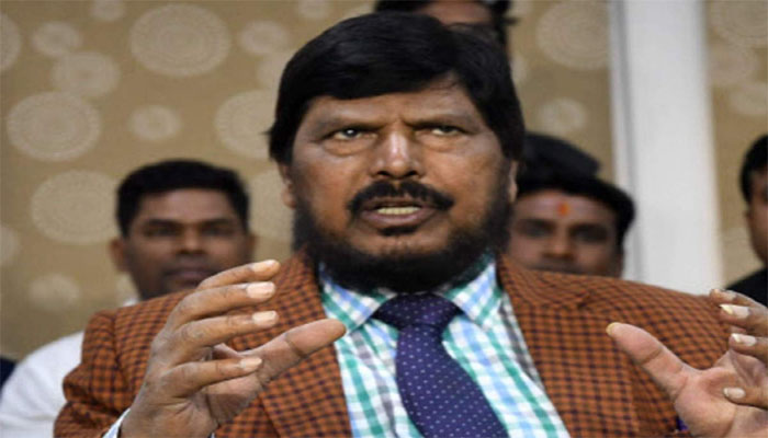 Ban Chinese food in India says Union Minister, Ramdas Athawale