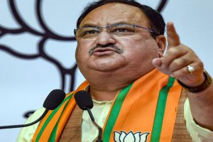 Congress looted the people of India, JP Nadda attacks on Sonia Gandhi