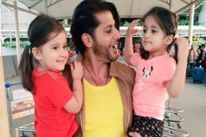 Karanvir Bohra's Daughters Are All Set to Star in Animation Series