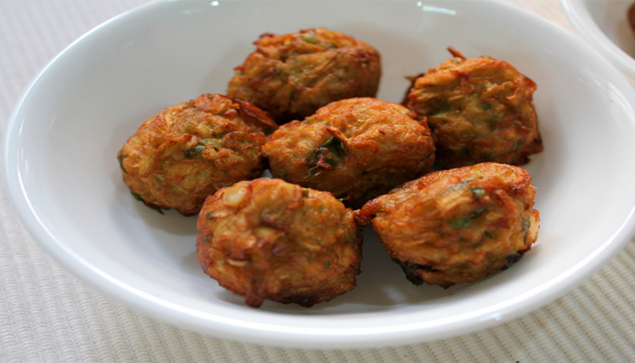 Begin your week with Super Easy Non-Fried Koftas