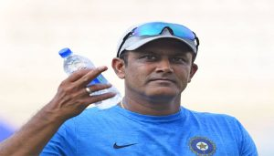 Anil Kumble clarifies the impact of Saliva Ban on bowlers