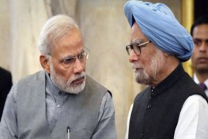 Disinformation is no substitute for diplomacy: Manmohan Singh to PM Modi