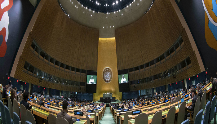 World leaders to address UN General Assembly via pre-recorded Video