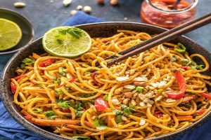 Cherish a Good Eve Time At Home with Special Noodles