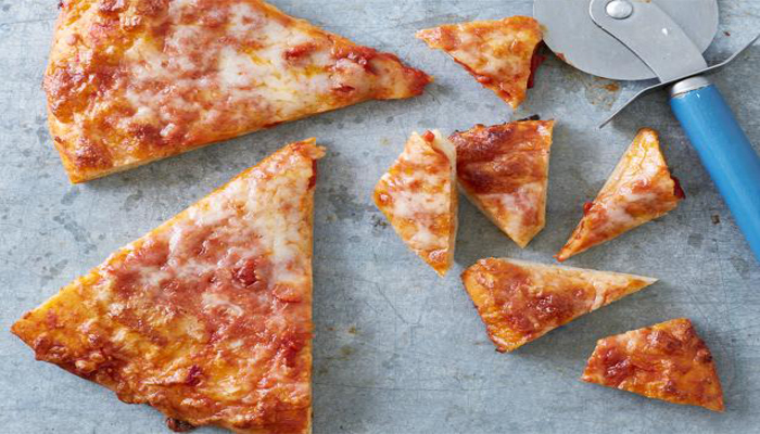 'Reheat' your Pizza with this hack