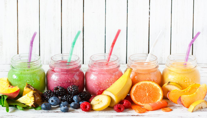 This Summer Season Try Lip-Smacking Smoothies
