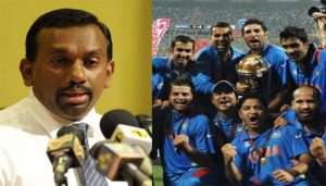 Sri Lanka 'sold' 2011 WC Final: Former Sri-Lankan Sports Minister
