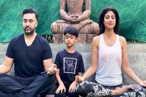 International Yoga Day: Celebs Share their 'Love' for Yoga