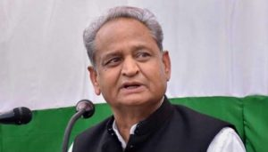 Behave in Gandhian way: Gehlot tells his MLAs