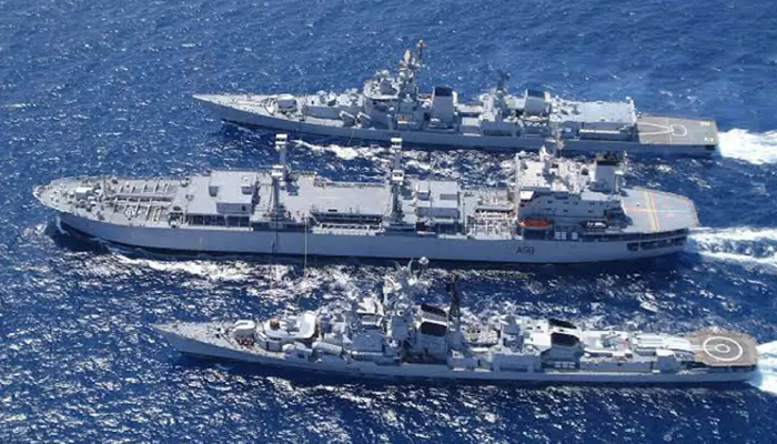 Australias participation in Malabar naval exercise will help defend mutual interests: US official